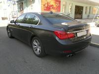 BMW 730D F01, серый, 2010