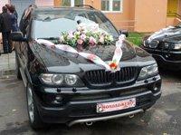 BMW X5, black