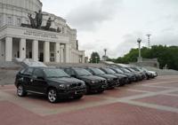 BMW X5, black, 2010