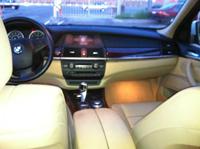 BMW X5, белый, 2008