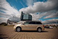 Chrysler Town Country, 2012