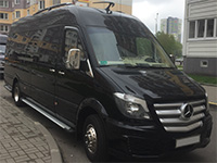Mercedes Sprinter (20 places), 2014