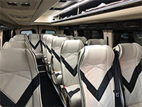 Mercedes Sprinter (18 places), white, 2019