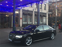 Audi A8L D4 2013, 2013