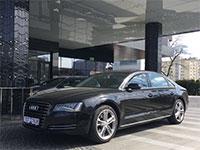 Audi A8L D4 2013г.в, 2013