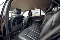 Mercedes ML 350D, black, 2006