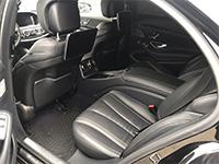 Mercedes W222, черный