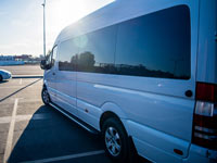 Mercedes Sprinter (9 places), 2013