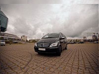 Mercedes Viano, black