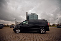 Mercedes Viano, black, 2012