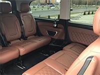 Mercedes V-class 7 seats, 2015
